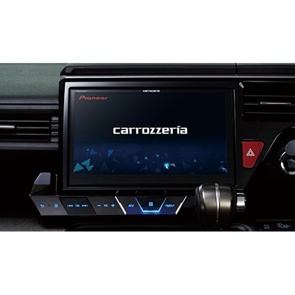 Pioneer 【CYBER NAVI】10V型ワイドXGA地上デジタルTV/DVD-V/CD/Bluetooth/USB/SD/チューナー・DSP AV一体型メモリーナビゲーション