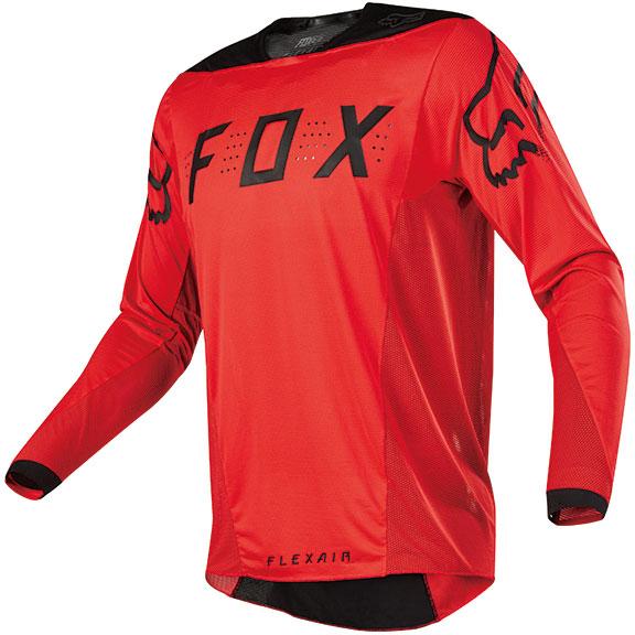FOX RACING 〔WEB価格〕 2018年モデル フレックスエアー 2.0 モス MXジャージ