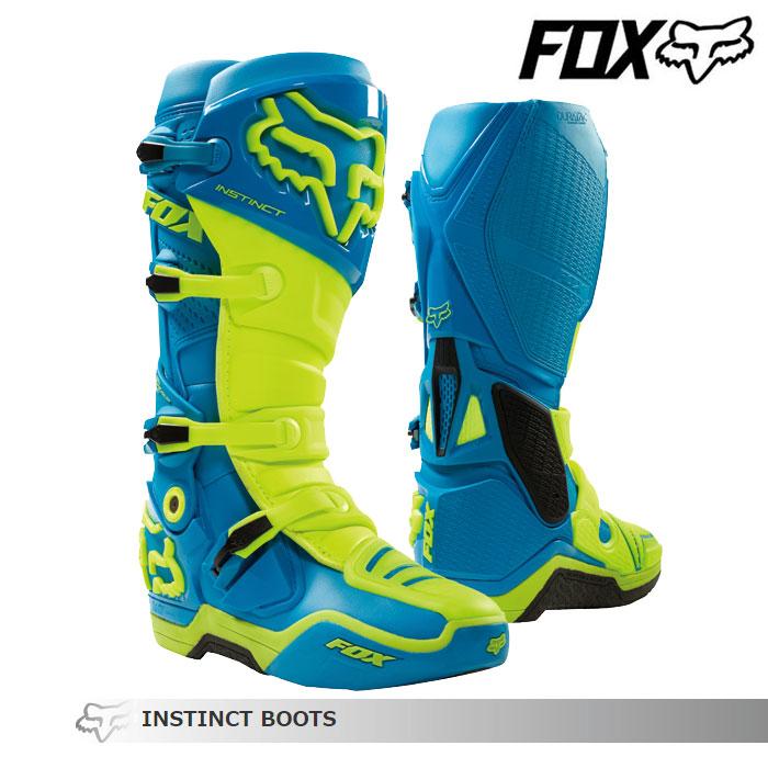 FOX RACING 〔WEB価格〕インスティンクト ブーツ Limited Edition