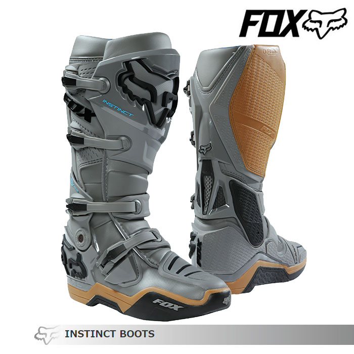 FOX RACING 〔WEB価格〕インスティンクト ブーツA1 Limited Edition