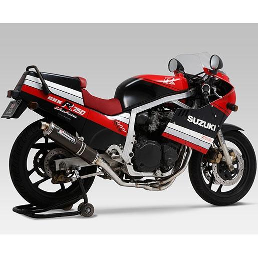 YOSHIMURA JAPAN 機械曲サイクロン マフラー GSX-R1100(1986-1988),GSX-R750(1985-1987)