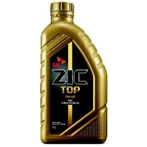 PALSTAR ZIC TOP 0W-40 エンジンオイル 1L