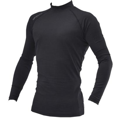 〔WEB価格〕HBV-017 放熱冷感インナー ハイネックシャツ