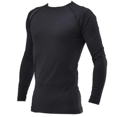 〔WEB価格〕HBV-017 放熱冷感インナー クルーネックシャツ