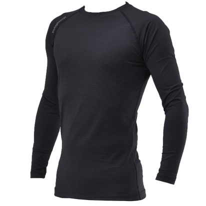DAYTONA 〔WEB価格〕HBV-017 放熱冷感インナー クルーネックシャツ