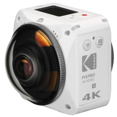 DAYTONA コダック PIXPRO アクションカメラ 4KVR360