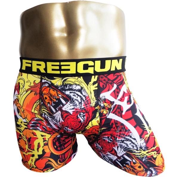FREEGUN メンズボクサーパンツ TIG 406