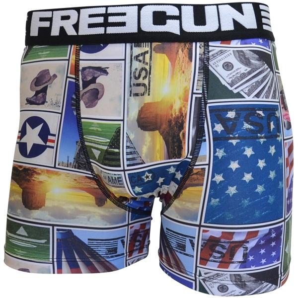 FREEGUN メンズボクサーパンツ COM 609