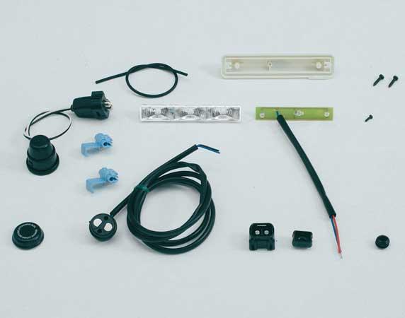 GIVI 後付けランプキット(LEDタイプ) E108