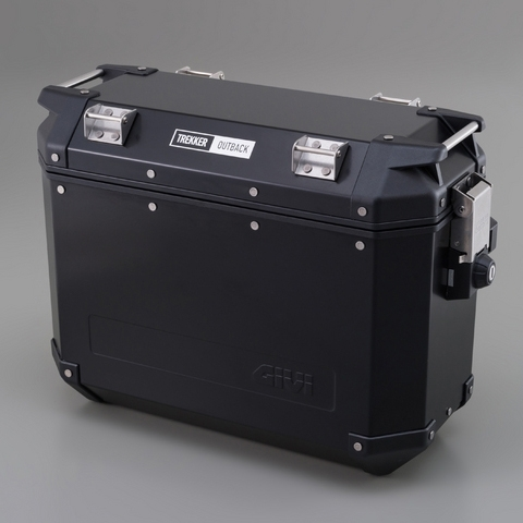 GIVI OBK37BR PACK2ブラックライン右【受注発注品】