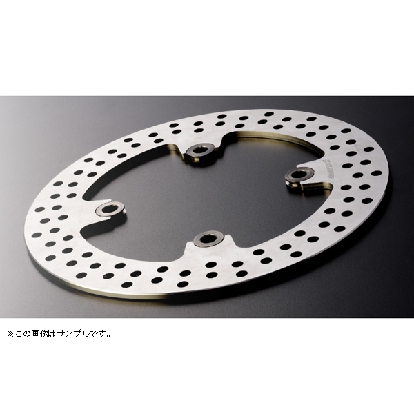 GALE SPEED モノフローティングディスクローター 【リア】