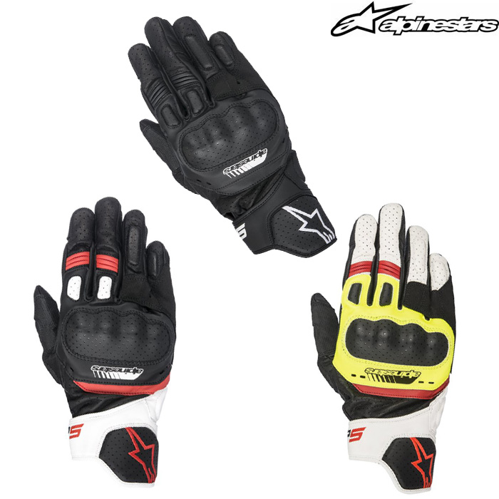 alpinestars 〔WEB価格〕 SP-5 LEATHER GLOVE
