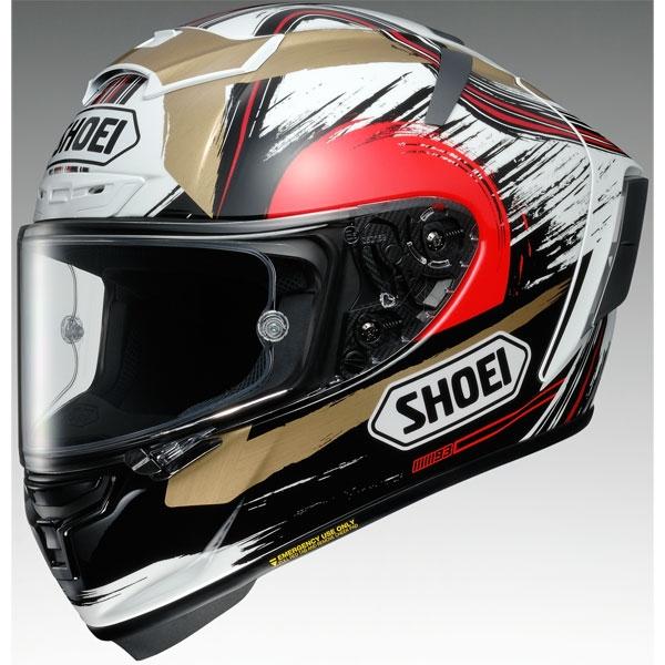 SHOEI ヘルメット 【10月下旬販売予定】X-Fourteen MARQUEZ MOTEGI2