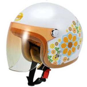 アークス 〔WEB価格〕SNOOPY ジェットシールドヘルメット レディース
