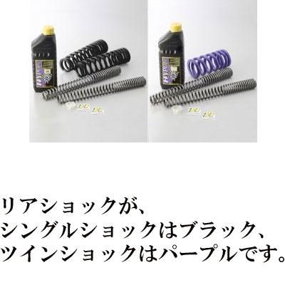HYPERPRO コンビキット(フロント・リアスプリングセット) [22051580+22051581]