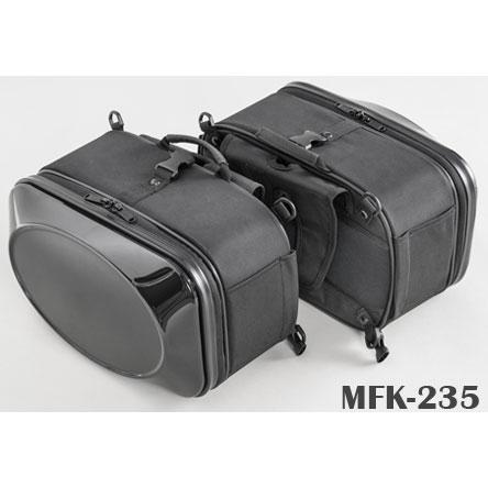 TANAX ミニシェルケース MFK-235 4510819105194 横340×縦200×高さ220mm(片側) 容量: 22L(片側:11L)