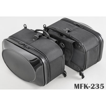 TANAX 〔WEB価格〕ミニシェルケース MFK-235 4510819105194 横340×縦200×高さ220mm(片側) 容量: 22L(片側:11L)