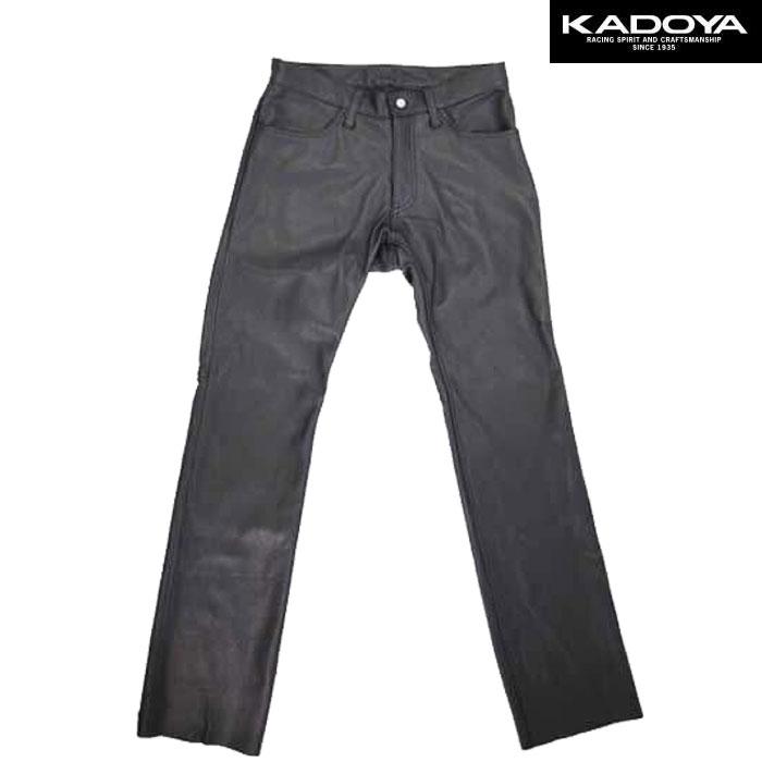 KADOYA 〔WEB価格〕LRX-PANTS レザーパンツ