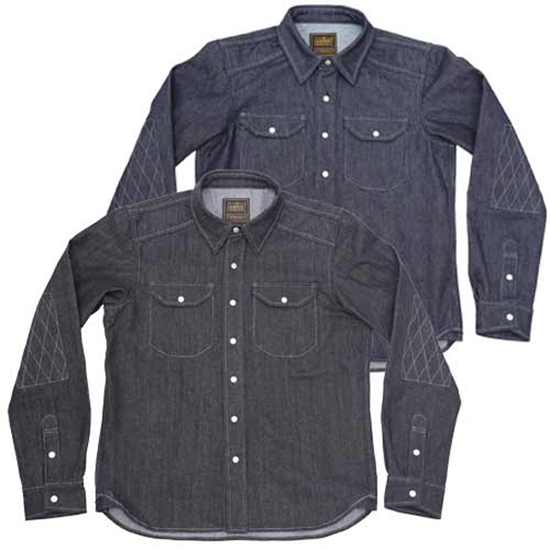 KADOYA RIDE WORK-SHIRT