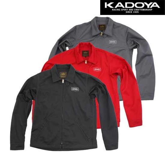 KADOYA 6562 ST-WORK Χ ワークカイ ジャケット  春夏用