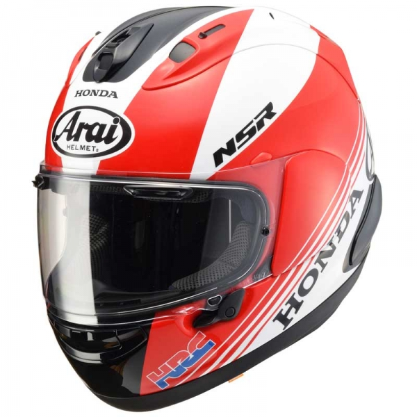 Arai HONDA RX-7X NSR250R ヘルメット
