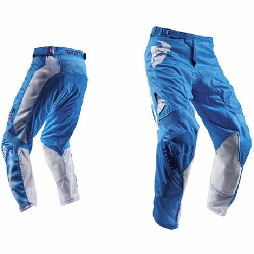THOR 〔通販限定〕PULSE AIR RADIATE MXパンツ ブルー