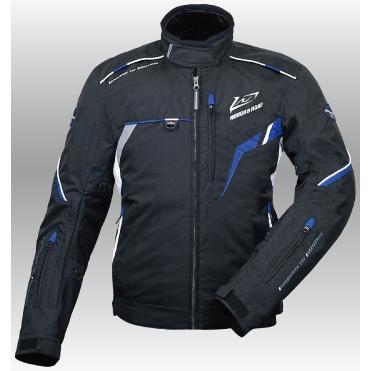 ROUGH&ROAD SSFオールウェザージャケット Y.ブルー
