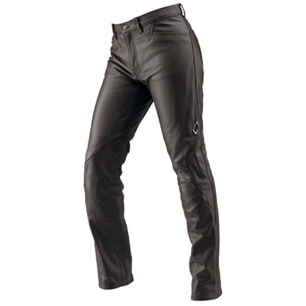 HYOD PRODUCTS 【10月中旬予定】ST-X Lite D3O LEATHER PANTS(RIDE-STRAIGHT) DARK BROWN