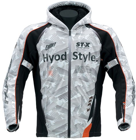 HYOD PRODUCTS 【10月下旬予定】ST-W Lite iD LITE D3O PARKA 『アイディライト』 WHITE GRAPHIC