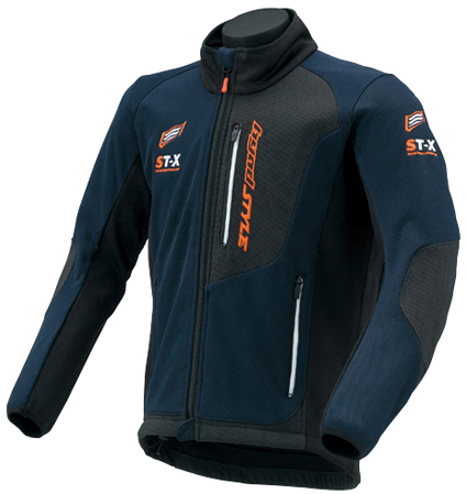 HYOD PRODUCTS WIND BLOCK 3LAYER INNER JAC NAVY