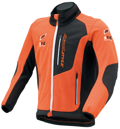 HYOD PRODUCTS 【11月上旬予定】WIND BLOCK 3LAYER INNER JAC ORANGE