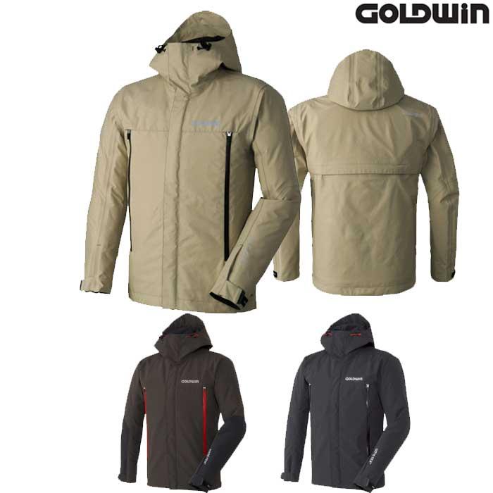 GOLDWIN 〔WEB価格〕GSM22713 ゴアテックスマルチフーデッドジャケット 防風