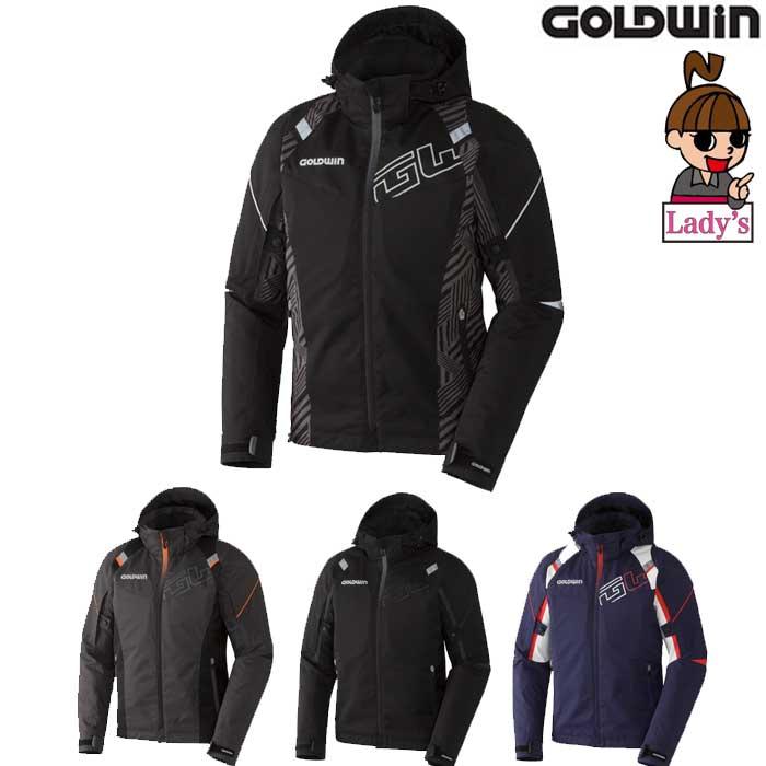 GOLDWIN レディース マルチフーデッドオールシーズンジャケット