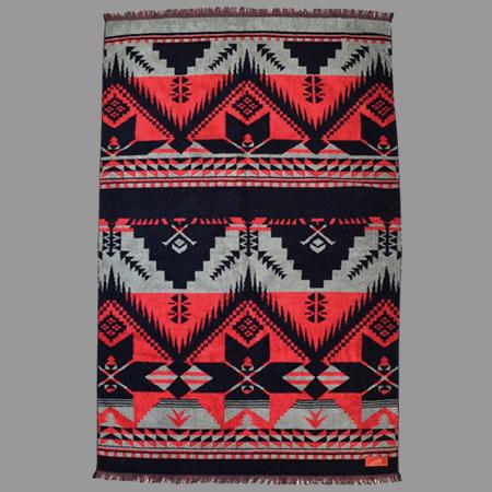 ORION ACE Indian ブランケットタオル