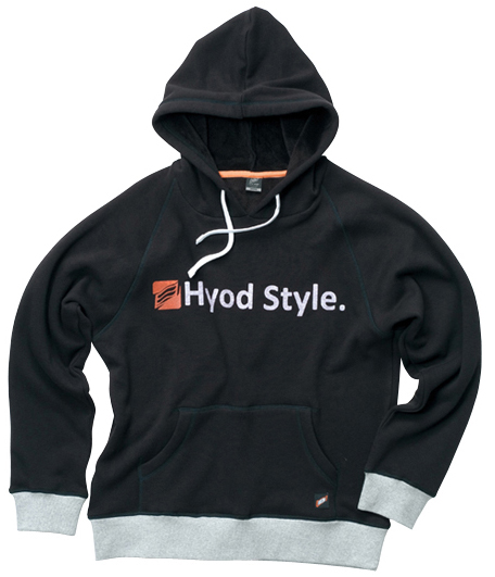 HYOD PRODUCTS 【11月予定】STU722 WIND BLOCK HEAT PULL OVER PARKA