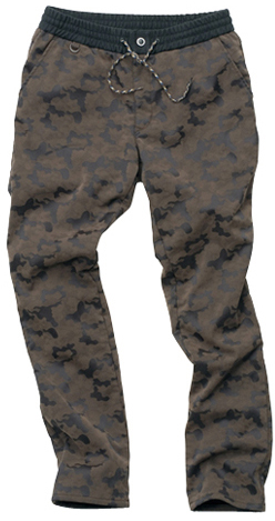 HYOD PRODUCTS D3O EASY RIDE CAMOUFLAGE PANTS WARM LAYERD KHAKI CAMO
