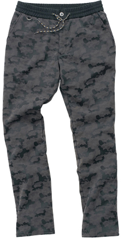HYOD PRODUCTS D3O EASY RIDE CAMOUFLAGE PANTS WARM LAYERD GREY CAMO