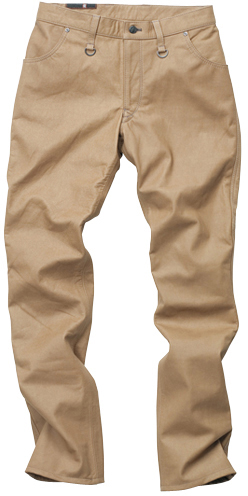 HYOD PRODUCTS SMART LEATHER D3O TAPERED PANTS 『テーパード』 OLIVE
