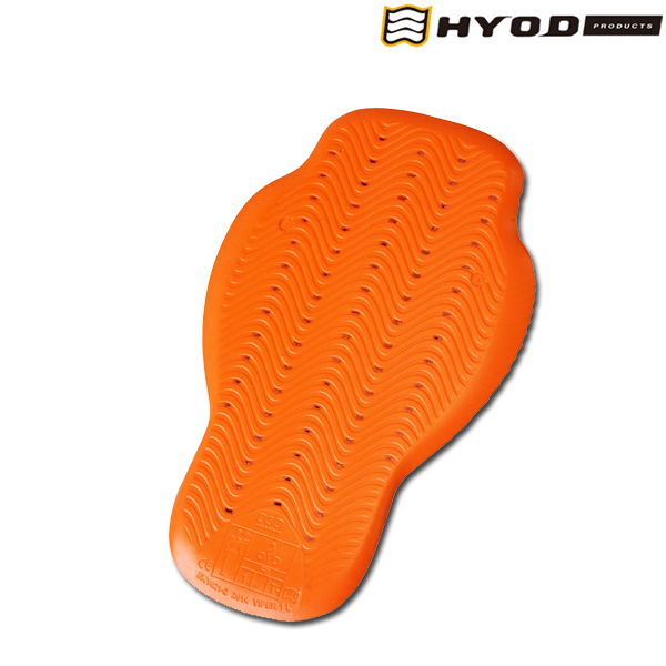 HYOD PRODUCTS HYZ902 D3O VIPER STEALTH バックボーンプロテクター