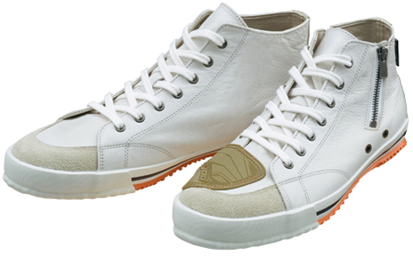 HYOD PRODUCTS RIDE SNEAKERS WHITE