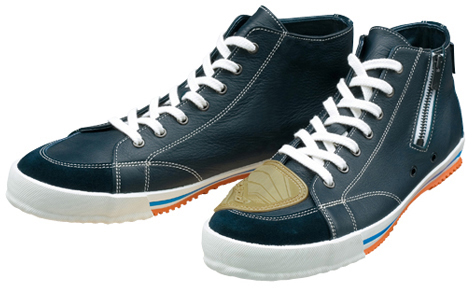 HYOD PRODUCTS 【10月中旬予定】RIDE SNEAKERS NAVY