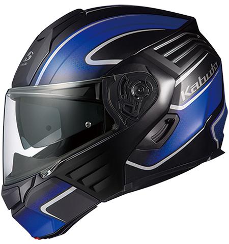 OGK kabuto KAZAMI XCEVA【カザミ・エクセヴァ】 システムヘルメット