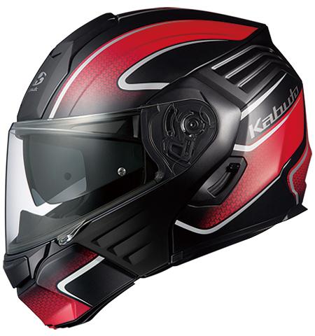 OGK kabuto 〔WEB価格〕KAZAMI XCEVA【カザミ・エクセヴァ】 システムヘルメット