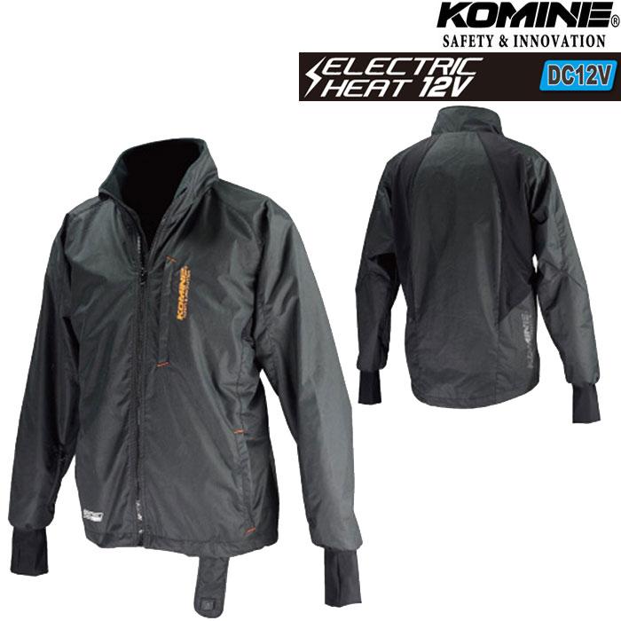 komine EK-102 エレクトリックインナージャケット12V 電熱 防寒 秋冬