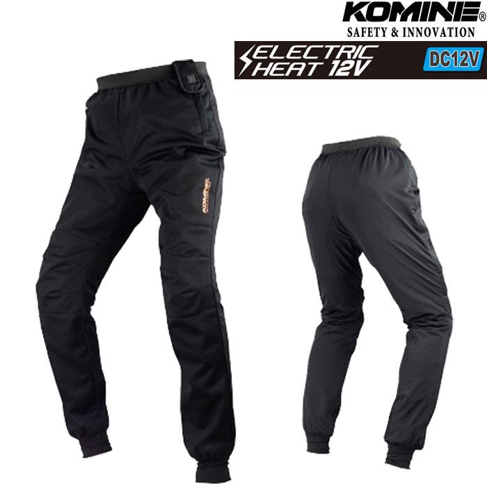 komine EK-103 エレクトリックインナーパンツ12V 電熱 防寒 秋冬
