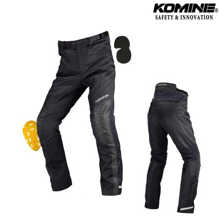 komine 【WEB価格】PK-922 スリムフィットプロテクトウインターパンツ