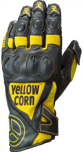 Yellow Corn YG-271W ウィンターグローブ イエロー