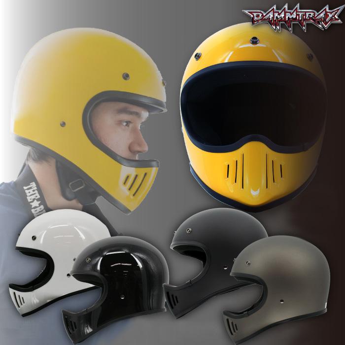 DAMMTRAX 【通販限定】BLASTER-改【ブラスターカイ】フルフェイスヘルメット