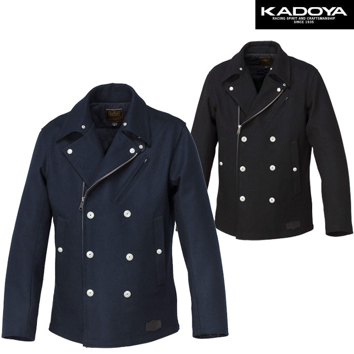 KADOYA RM-MARINE COAT マリンコート 防寒 防風 ウィンタージャケット