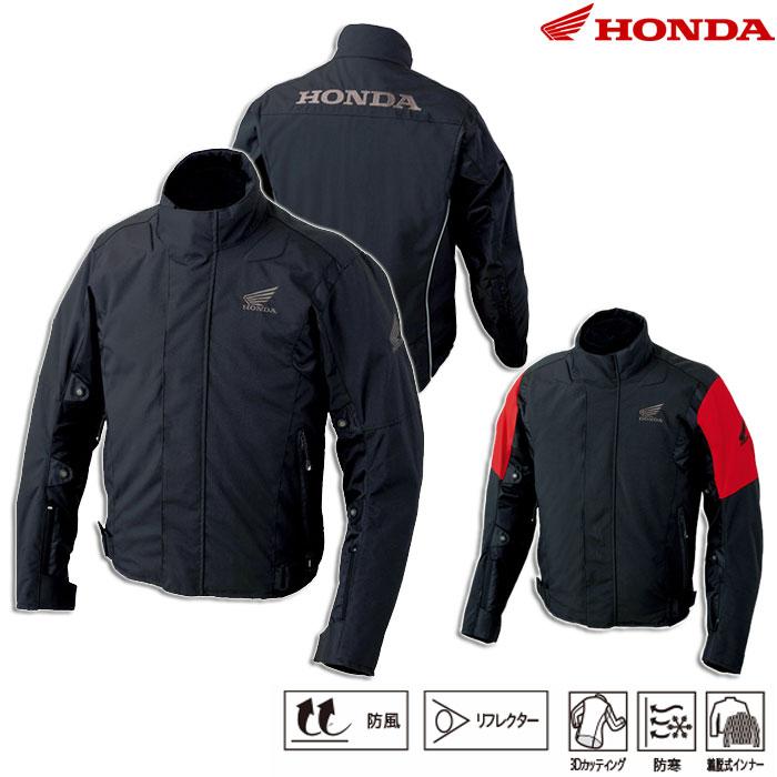 HONDA 0SYTN-X3T ウォームライディングブルゾン